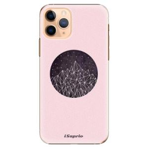 Plastové pouzdro iSaprio - Digital Mountains 10 na mobil Apple iPhone 11 Pro