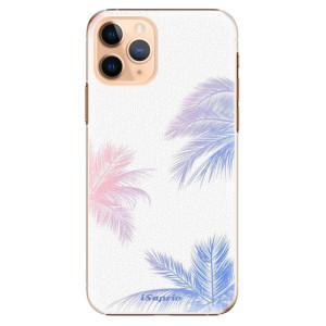Plastové pouzdro iSaprio - Digital Palms 10 na mobil Apple iPhone 11 Pro