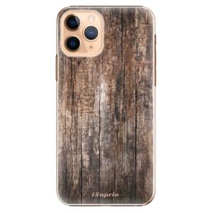 Plastové pouzdro iSaprio - Wood 11 na mobil Apple iPhone 11 Pro