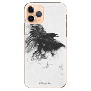 Plastové pouzdro iSaprio - Dark Bird 01 na mobil Apple iPhone 11 Pro