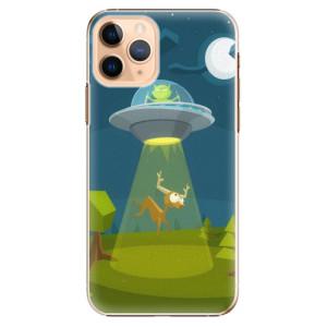Plastové pouzdro iSaprio - Alien 01 na mobil Apple iPhone 11 Pro