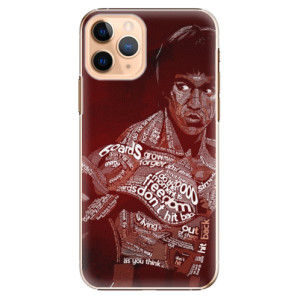 Plastové pouzdro iSaprio - Bruce Lee na mobil Apple iPhone 11 Pro