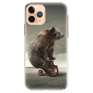 Plastové pouzdro iSaprio - Bear 01 na mobil Apple iPhone 11 Pro