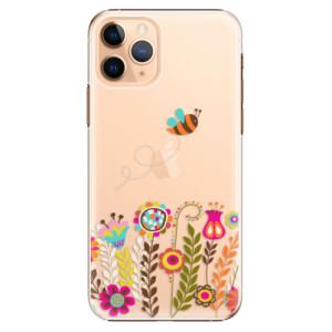 Plastové pouzdro iSaprio - Bee 01 na mobil Apple iPhone 11 Pro