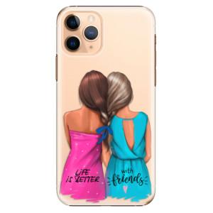 Plastové pouzdro iSaprio - Best Friends na mobil Apple iPhone 11 Pro