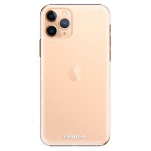 Plastové pouzdro iSaprio - 4Pure mléčné bez potisku na mobil Apple iPhone 11 Pro