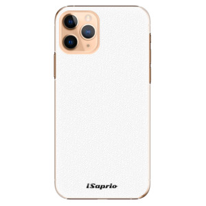 Plastové pouzdro iSaprio - 4Pure bílé na mobil Apple iPhone 11 Pro