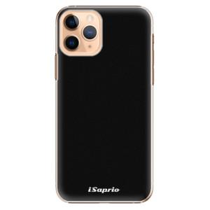 Plastové pouzdro iSaprio - 4Pure černé na mobil Apple iPhone 11 Pro