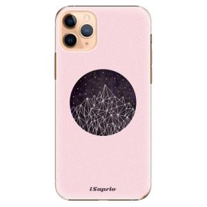 Plastové pouzdro iSaprio - Digital Mountains 10 na mobil Apple iPhone 11 Pro Max