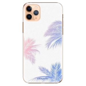 Plastové pouzdro iSaprio - Digital Palms 10 na mobil Apple iPhone 11 Pro Max