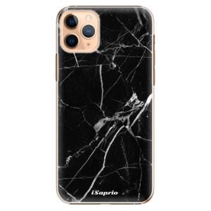 Plastové pouzdro iSaprio - black Marble 18 na mobil Apple iPhone 11 Pro Max