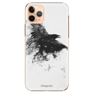 Plastové pouzdro iSaprio - Dark Bird 01 na mobil Apple iPhone 11 Pro Max