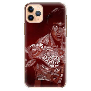 Plastové pouzdro iSaprio - Bruce Lee na mobil Apple iPhone 11 Pro Max