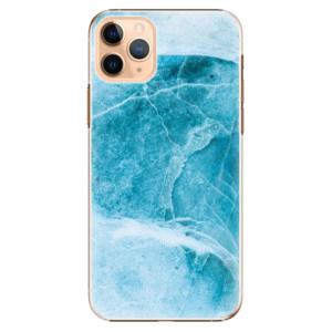Plastové pouzdro iSaprio - Blue Marble na mobil Apple iPhone 11 Pro Max