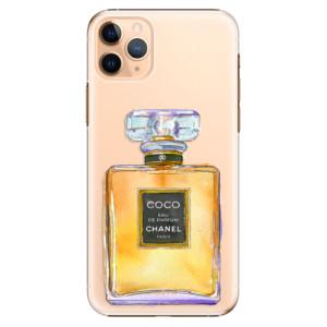 Plastové pouzdro iSaprio - Chanel Gold na mobil Apple iPhone 11 Pro Max