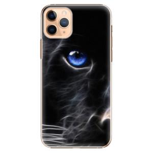 Plastové pouzdro iSaprio - black Puma na mobil Apple iPhone 11 Pro Max