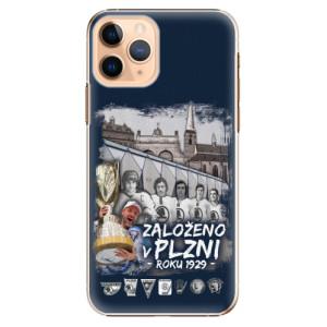 Plastové pouzdro iSaprio - Založeno v Plzni roku 1929 na mobil Apple iPhone 11 Pro