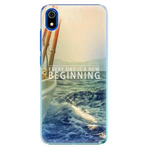 Plastové pouzdro iSaprio - Beginning na mobil Xiaomi Redmi 7A