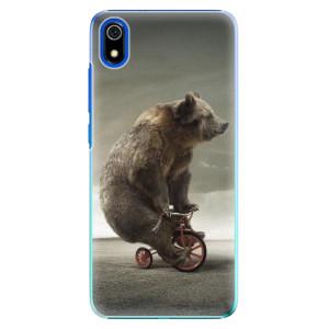 Plastové pouzdro iSaprio - Bear 01 na mobil Xiaomi Redmi 7A