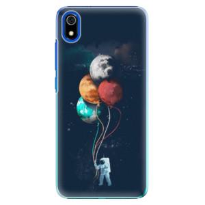 Plastové pouzdro iSaprio - Balloons 02 na mobil Xiaomi Redmi 7A