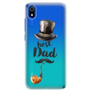 Plastové pouzdro iSaprio - Best Dad na mobil Xiaomi Redmi 7A