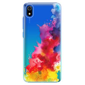 Plastové pouzdro iSaprio - Color Splash 01 na mobil Xiaomi Redmi 7A