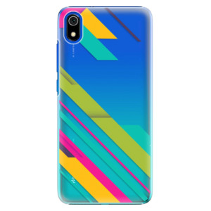 Plastové pouzdro iSaprio - Color Stripes 03 na mobil Xiaomi Redmi 7A