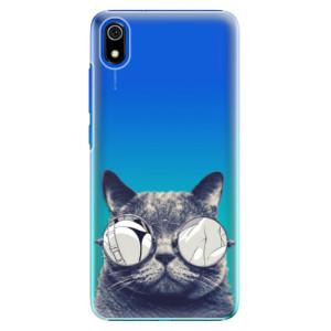 Plastové pouzdro iSaprio - Crazy Cat 01 na mobil Xiaomi Redmi 7A
