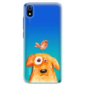 Plastové pouzdro iSaprio - Dog And Bird na mobil Xiaomi Redmi 7A