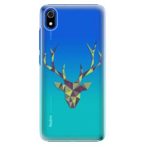Plastové pouzdro iSaprio - Deer Green na mobil Xiaomi Redmi 7A