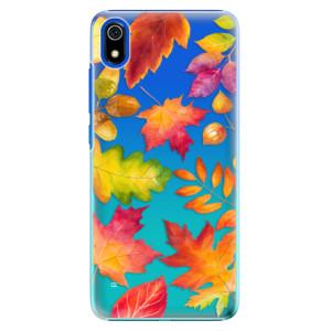 Plastové pouzdro iSaprio - Autumn Leaves 01 na mobil Xiaomi Redmi 7A