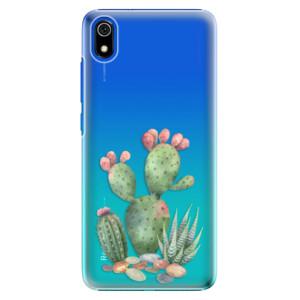 Plastové pouzdro iSaprio - Cacti 01 na mobil Xiaomi Redmi 7A