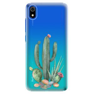 Plastové pouzdro iSaprio - Cacti 02 na mobil Xiaomi Redmi 7A