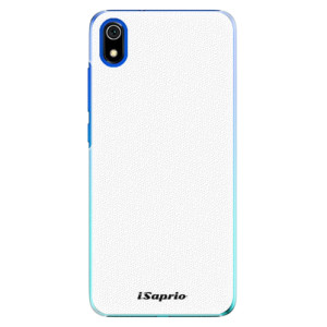 Plastové pouzdro iSaprio - 4Pure bílé na mobil Xiaomi Redmi 7A
