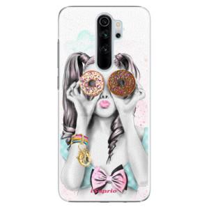 Plastové pouzdro iSaprio - Donuts 10 na mobil Xiaomi Redmi Note 8 Pro
