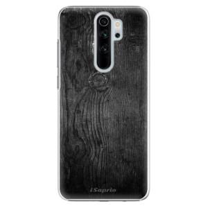 Plastové pouzdro iSaprio - black Wood 13 na mobil Xiaomi Redmi Note 8 Pro