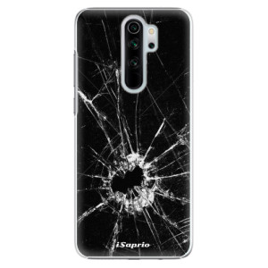 Plastové pouzdro iSaprio - Broken Glass 10 na mobil Xiaomi Redmi Note 8 Pro