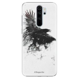 Plastové pouzdro iSaprio - Dark Bird 01 na mobil Xiaomi Redmi Note 8 Pro
