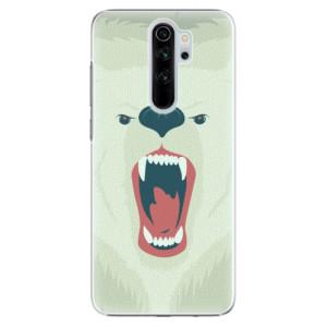 Plastové pouzdro iSaprio - Angry Bear na mobil Xiaomi Redmi Note 8 Pro