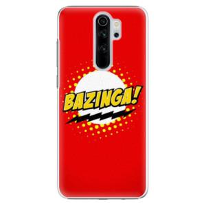Plastové pouzdro iSaprio - Bazinga 01 na mobil Xiaomi Redmi Note 8 Pro