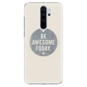 Plastové pouzdro iSaprio - Awesome 02 na mobil Xiaomi Redmi Note 8 Pro