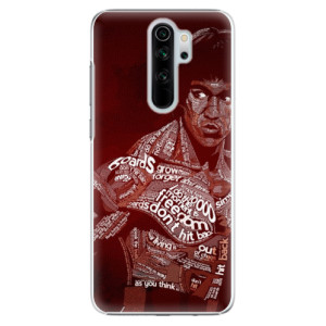 Plastové pouzdro iSaprio - Bruce Lee na mobil Xiaomi Redmi Note 8 Pro