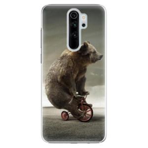 Plastové pouzdro iSaprio - Bear 01 na mobil Xiaomi Redmi Note 8 Pro