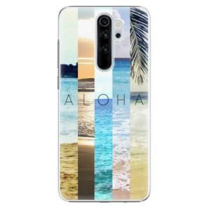 Plastové pouzdro iSaprio - Aloha 02 na mobil Xiaomi Redmi Note 8 Pro