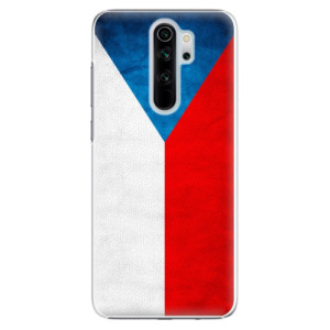 Plastové pouzdro iSaprio - Czech Flag na mobil Xiaomi Redmi Note 8 Pro