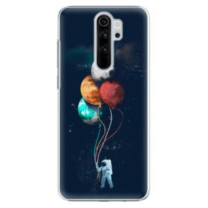 Plastové pouzdro iSaprio - Balloons 02 na mobil Xiaomi Redmi Note 8 Pro