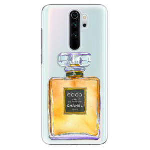 Plastové pouzdro iSaprio - Chanel Gold na mobil Xiaomi Redmi Note 8 Pro