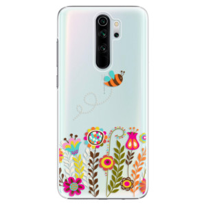 Plastové pouzdro iSaprio - Bee 01 na mobil Xiaomi Redmi Note 8 Pro