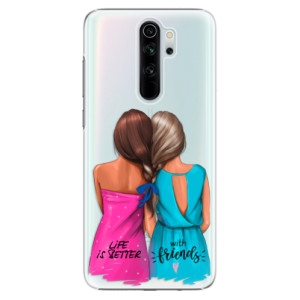 Plastové pouzdro iSaprio - Best Friends na mobil Xiaomi Redmi Note 8 Pro