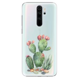 Plastové pouzdro iSaprio - Cacti 01 na mobil Xiaomi Redmi Note 8 Pro